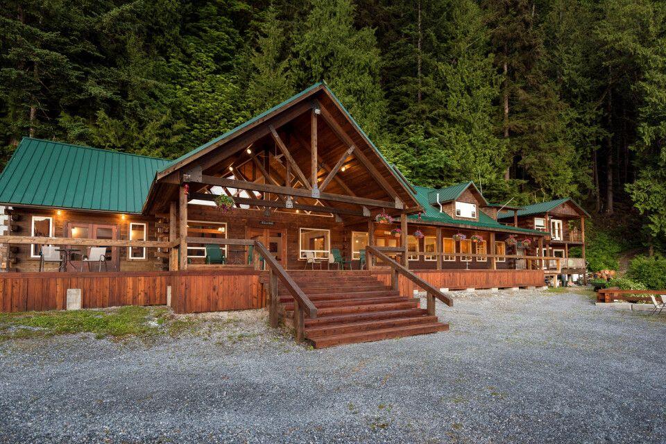 Homfray Lodge