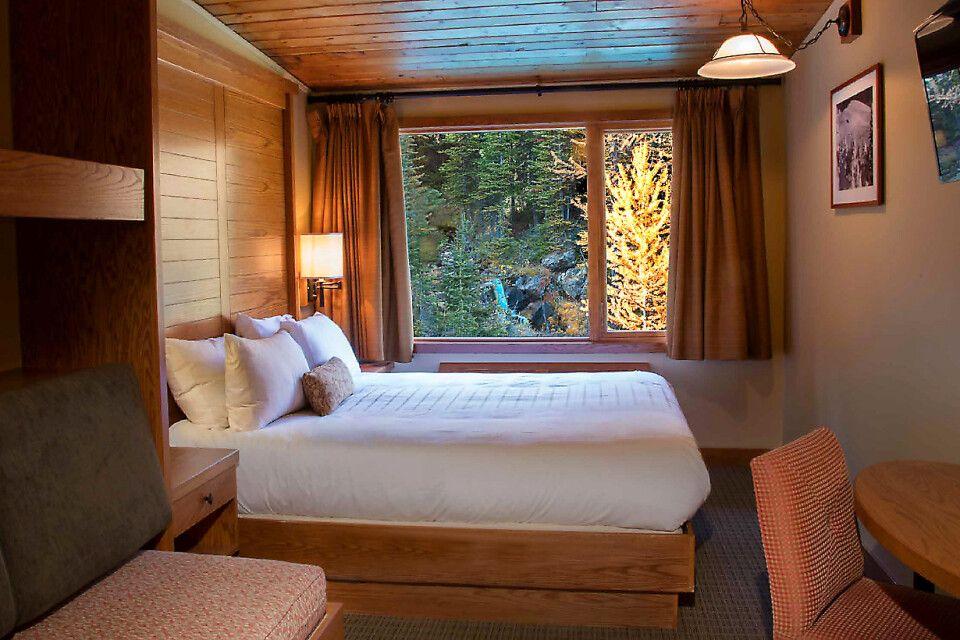 Zimmerbeispiel, Sunshine Mountain Lodge