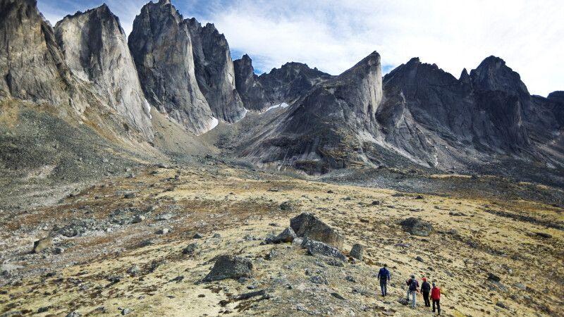 Tombstone Territorial Park, Yukon © Diamir