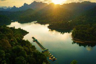 Elephant Hills Rainforest Camp