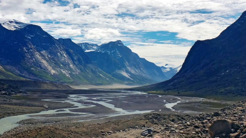 Auyuittuq National Park, Baffin Island © Diamir