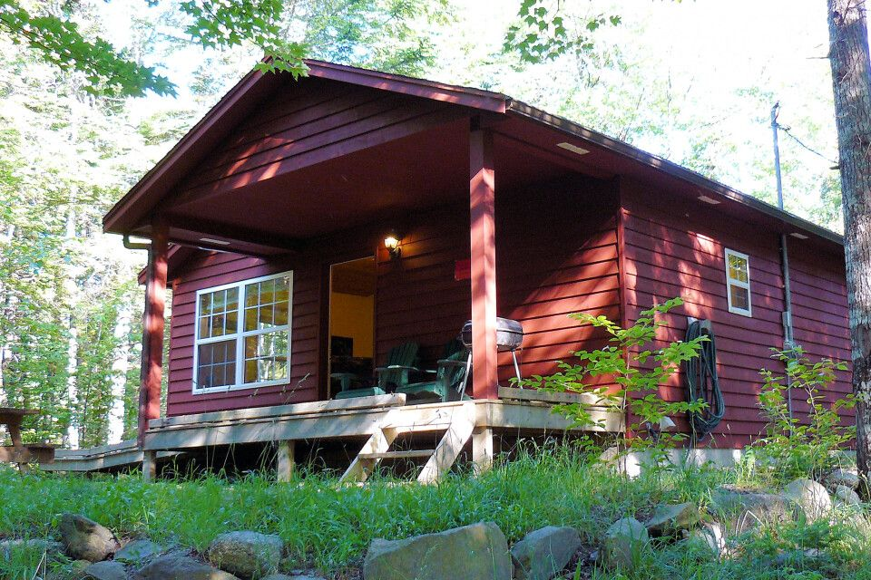 Mersey River Chalets, Cottage