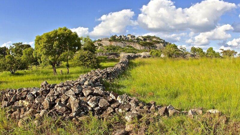 Groß-Simbabwe-Ruinen, Simbabwe © Diamir