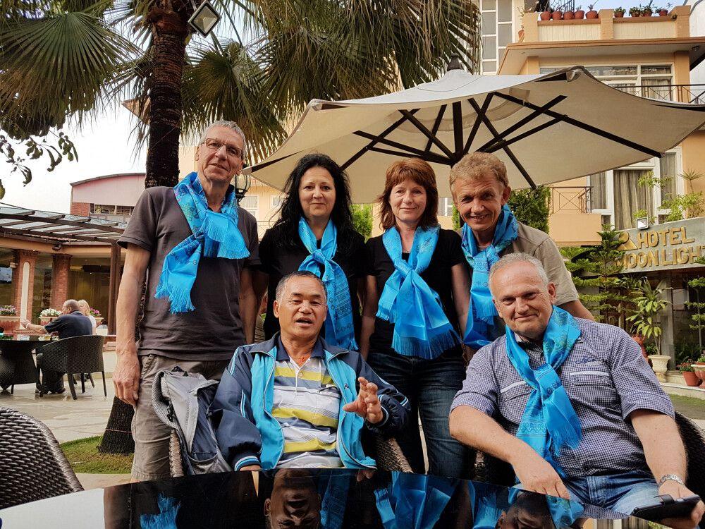 Gruppenbild Moonlight Hotel