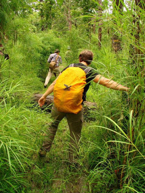 Wanderung im Yok-Don-Nationalpark