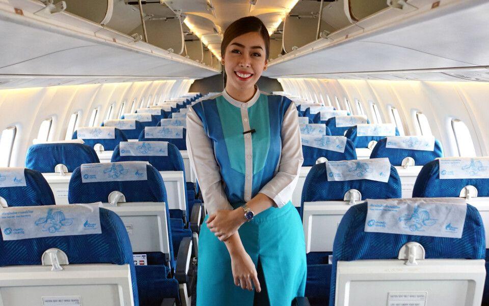 Bangkok Airways in Bangkok