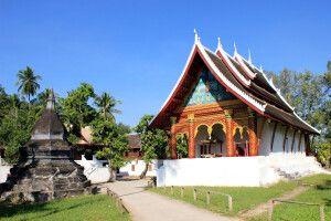Kloster in Luang Prabang