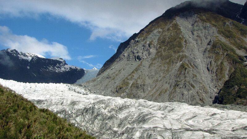 Am Fox-Gletscher © Diamir