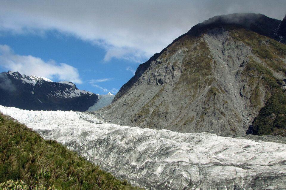 Am Fox-Gletscher