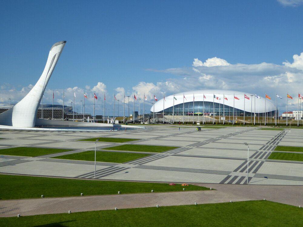 Olympiapark in Sotschi