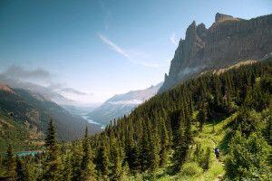 Stoney Indian Pass, Glacier National Park, Montana