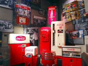 World of Coca Cola Museum in Atlanta