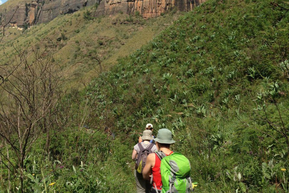 Ampitheatre, Drakensberge