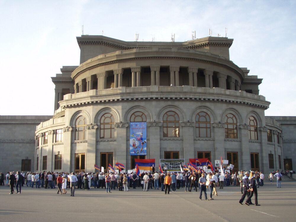 Opernhaus in Jerewan
