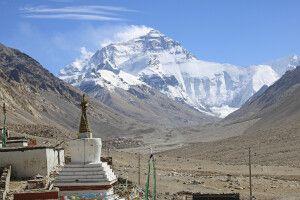Rongbuk Mt. Everest