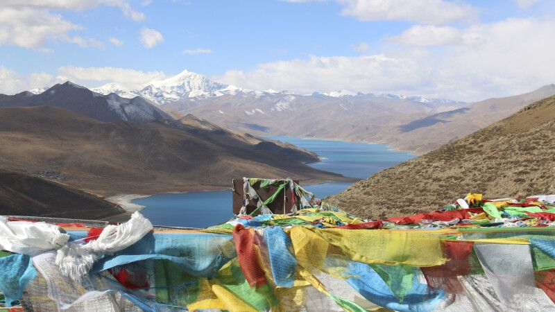 Khampa-La-Pass Yamdrok © Diamir