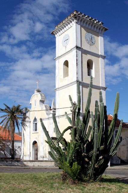 """""""Catedral da Nossa Senhora da Conceição"""" in Inhambane"""