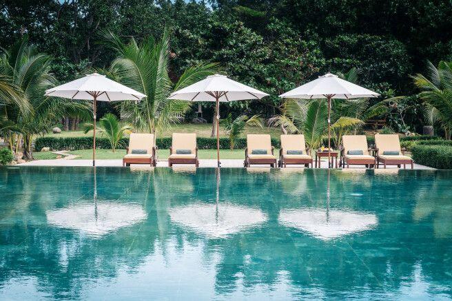 Ho Tram Beach Boutique Hotel in Vung Tau – Pool