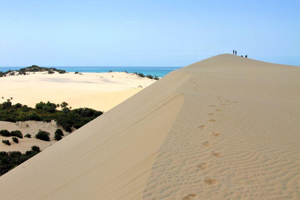 Dünenmeer auf der Bazaruto-Insel