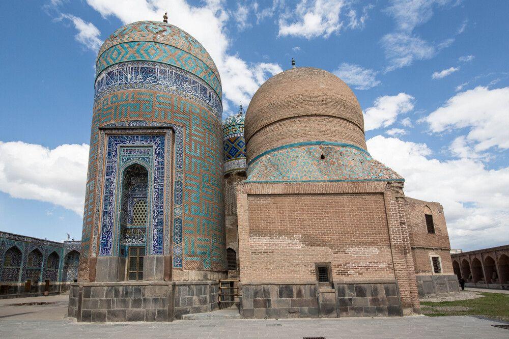 Sheikh-Safi-Heiligtum (UNESCO), Ardebil