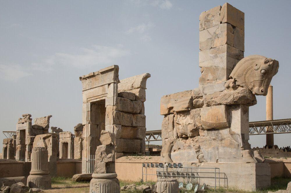 antike Stadt Persepolis