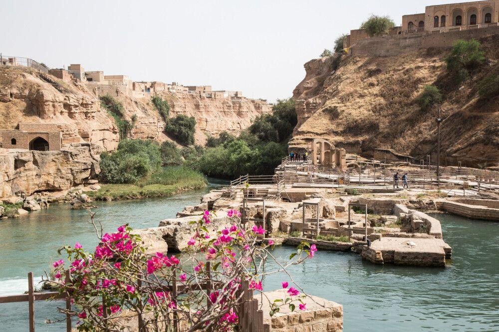 Bewässerungssystem von Shushtar (UNESCO)