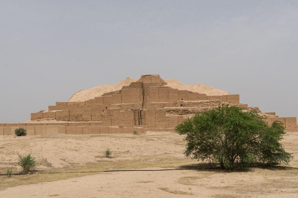 Zikkurat Chogha Zanbil (UNESCO)