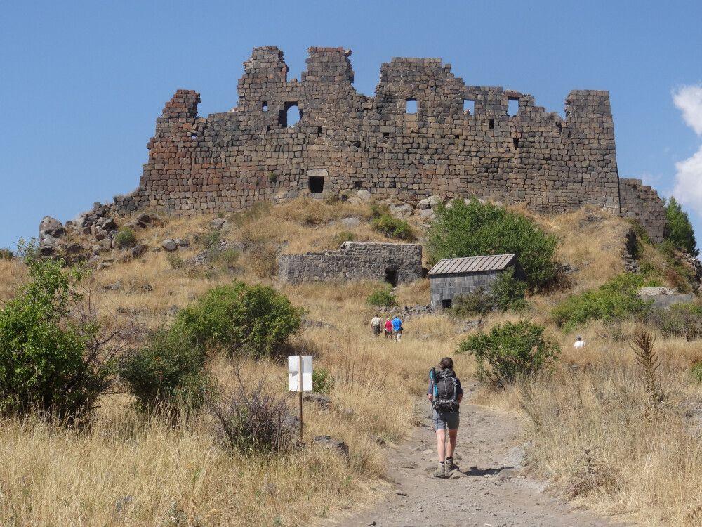 Amberd – Festung Ruinen (Byurakan)