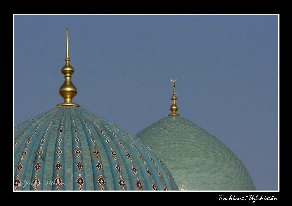 Kuppeln in Taschkent