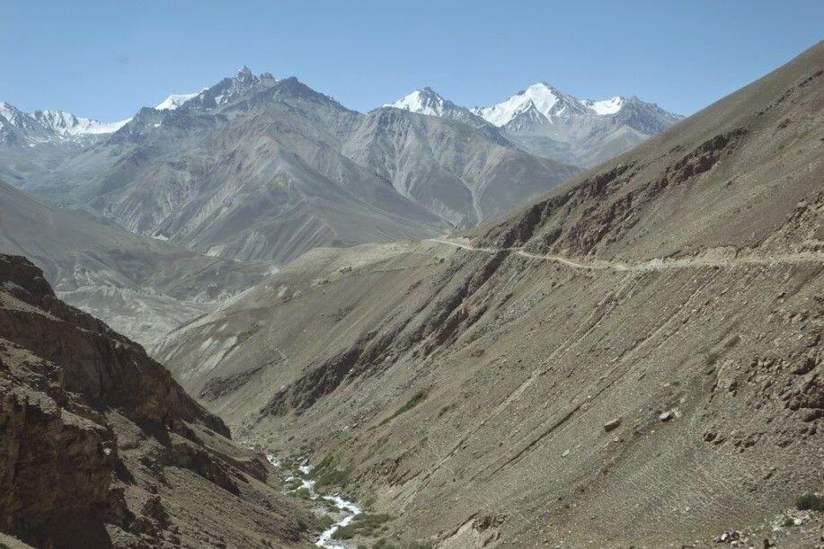 Blick zurück in den Wakhan