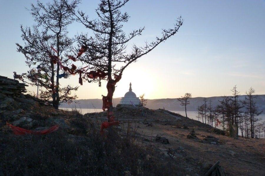 Buddhismus und Schamanenkult