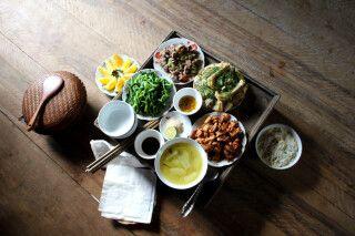 Essen auf dem Land - lokal, saisonal und sehr gesund