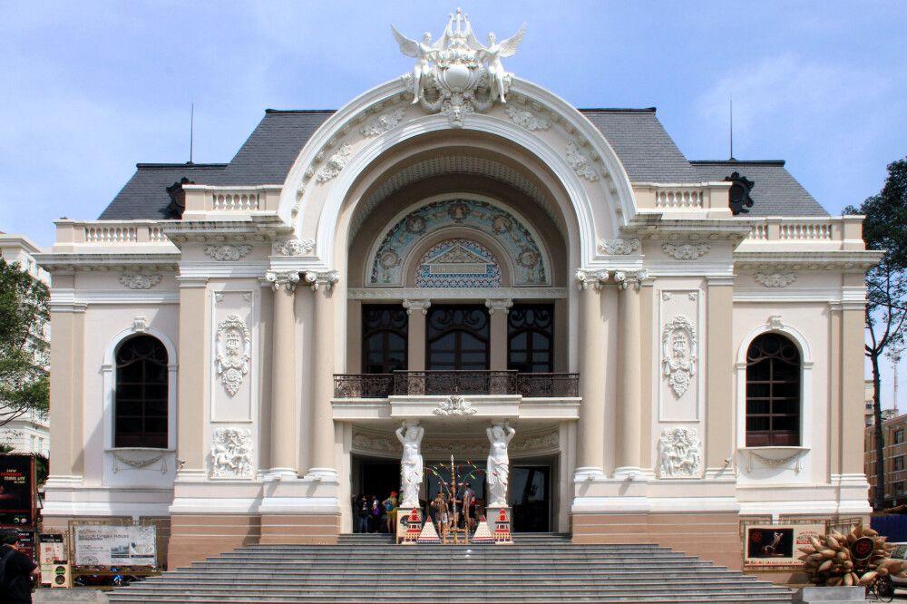 Oper in Saigon