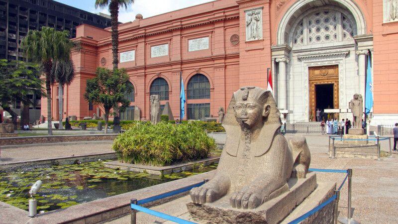 Kairo_Ägyptischen Museum © Diamir