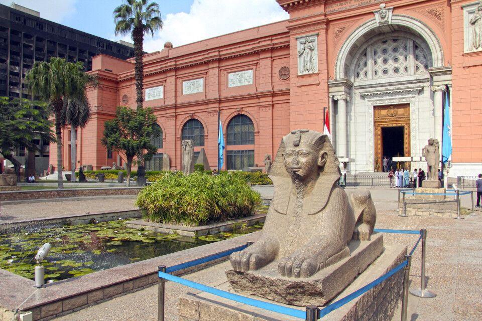 Kairo_Ägyptischen Museum