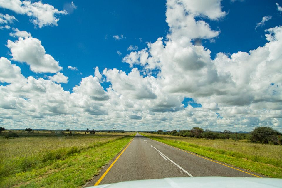 Namibia - on the road again