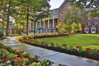 Gideon Putnam Resort, Saratoga Springs, New York State