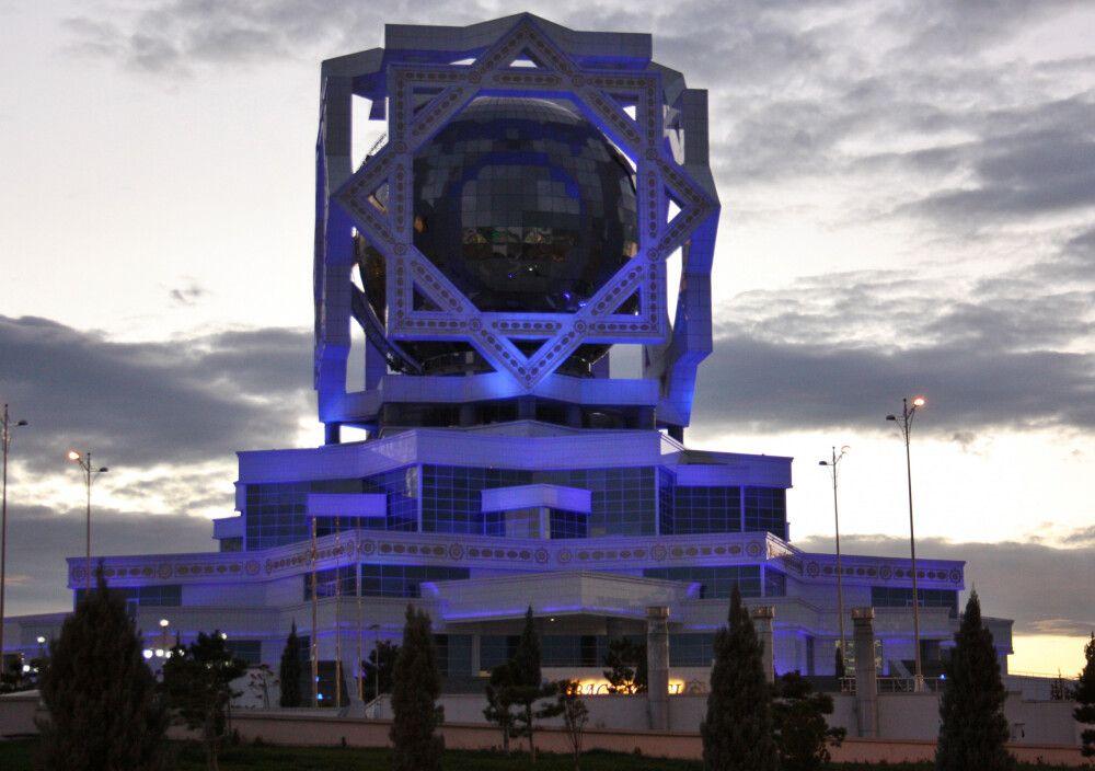 Hotel in Ashgabat