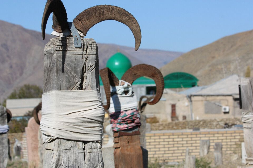 Friedhof in Nohur