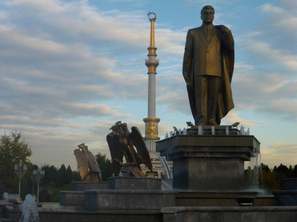 Vater der Turkmenen – Turkmenbashi