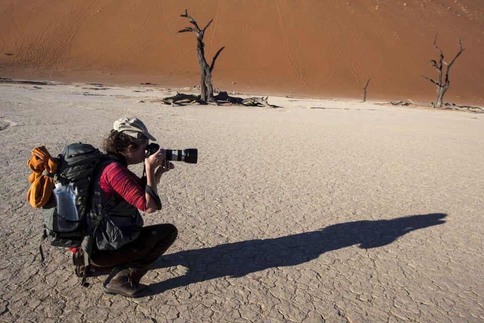 Fotoreise Namibia - im Dead Vlei