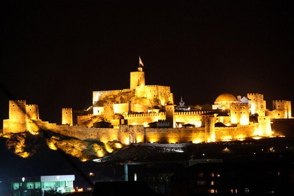 Burganlage von Akhaltsikhe
