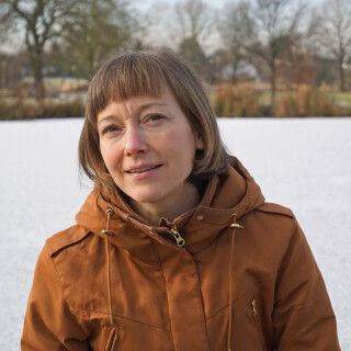 Tourenleiterin Mareike Besch