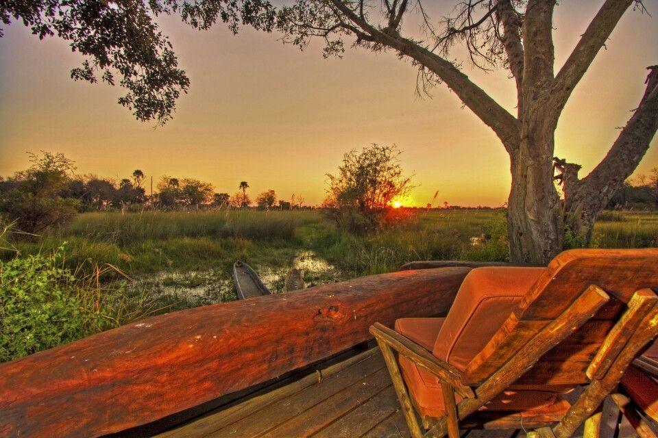 Oddballs Camp, Okavango-Delta, Botswana