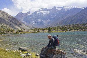 Trekking im Fangebirge
