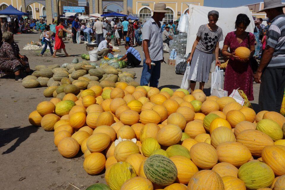 Melonenmarkt