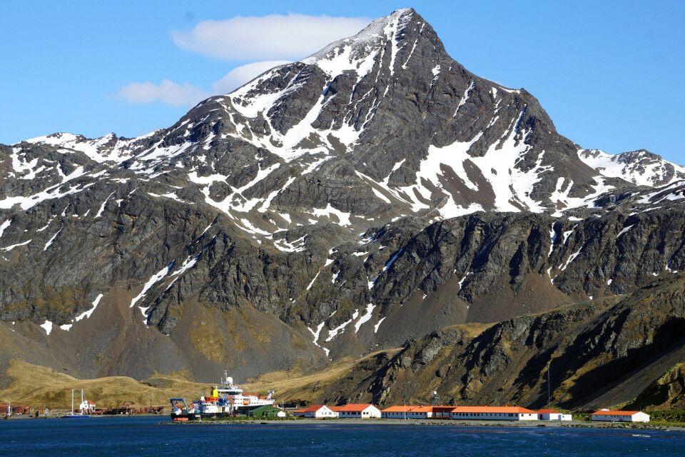 Grytviken und King Edward Point