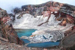 Kratersee im Mutnowski