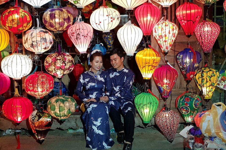 Hoi An - die Stadt der Lampions