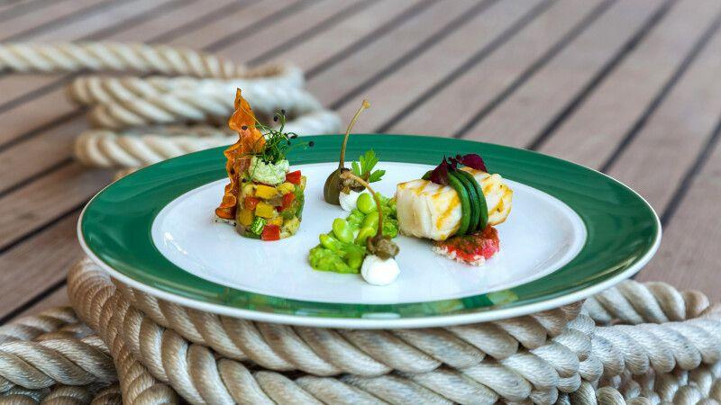Gourmetküche © Diamir